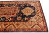 Kazak Multicolor Hand Knotted 310 X 55  Area Rug 254-136513 Thumb 3