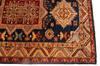 Kazak Multicolor Hand Knotted 310 X 55  Area Rug 254-136513 Thumb 5