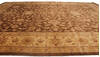 Ziegler Brown Hand Knotted 120 X 153  Area Rug 254-136516 Thumb 4