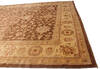 Ziegler Brown Hand Knotted 120 X 153  Area Rug 254-136516 Thumb 6