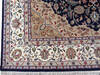 Nain Blue Hand Knotted 66 X 99  Area Rug 902-136760 Thumb 1