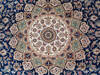 Nain Blue Hand Knotted 66 X 99  Area Rug 902-136760 Thumb 2