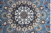 Nain Blue Hand Knotted 80 X 100  Area Rug 902-136762 Thumb 2