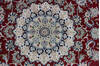 Nain Red Hand Knotted 80 X 100  Area Rug 902-136768 Thumb 3