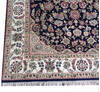 Nain Blue Hand Knotted 80 X 100  Area Rug 902-136770 Thumb 1