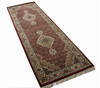 Mahi Red Runner Hand Knotted 25 X 80  Area Rug 902-136786 Thumb 3