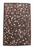 Modern-Contemporary Brown Hand Tufted 50 X 80  Area Rug 902-136787 Thumb 4