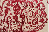 Modern-Contemporary Red Hand Tufted 50 X 80  Area Rug 902-136788 Thumb 2