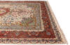 Tabriz Beige Hand Knotted 66 X 102  Area Rug 254-136999 Thumb 5