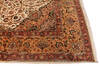 Tabriz Beige Hand Knotted 100 X 1310  Area Rug 254-137000 Thumb 6