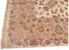Tabriz Beige Hand Knotted 118 X 166  Area Rug 254-137010 Thumb 4