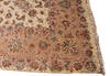 Tabriz Beige Hand Knotted 118 X 166  Area Rug 254-137010 Thumb 5
