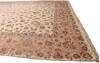 Tabriz Beige Hand Knotted 118 X 166  Area Rug 254-137010 Thumb 6