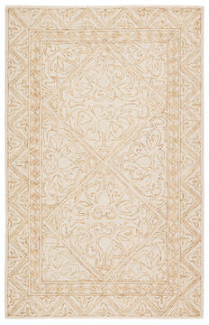 "Jaipur Living Almira Yellow 8'0"" X 10'0"" Area Rug RUG145486 803-138142"