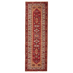 "Jaipur Living Coredora Red Runner 3'0"" X 12'0"" Area Rug RUG146365 803-138579"