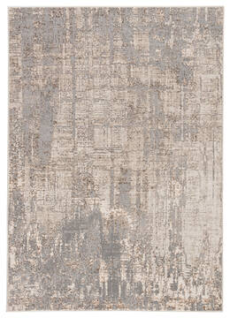 Jaipur Living Catalyst Grey Rectangle 5x8 ft Polypropylene and Polyester Carpet 138632