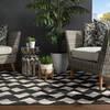Jaipur Living Fresno Black 20 X 37 Area Rug RUG145513 803-138789 Thumb 7