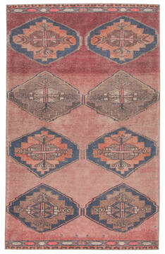 "Jaipur Living Kairos Purple 5'0"" X 7'6"" Area Rug RUG146966 803-138986"