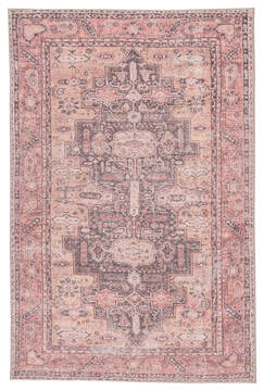 Jaipur Living Kindred Purple Runner 6 to 9 ft Polyester Carpet 139017