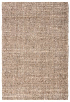 Jaipur Living Monterey Beige Rectangle 8x10 ft Wool and Polyester and Viscose Carpet 139091