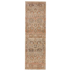 "Jaipur Living Myriad Red Runner 2'6"" X 8'0"" Area Rug RUG146871 803-139126"