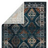 Jaipur Living Myriad Blue Runner 26 X 80 Area Rug RUG146860 803-139151 Thumb 2