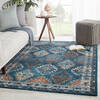 Jaipur Living Myriad Blue Runner 26 X 80 Area Rug RUG146860 803-139151 Thumb 4