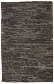 Jaipur Living Portage Grey Rectangle 8x10 ft Wool and Polyester and Viscose Carpet 139220