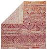 Jaipur Living Rhythmik By Nikki Chu Purple 40 X 58 Area Rug RUG146007 803-139381 Thumb 2