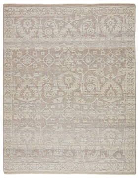 Jaipur Living Sonnette Beige Rectangle 8x10 ft Wool Carpet 139527