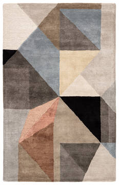 "Jaipur Living Syntax Grey 2'0"" X 3'0"" Area Rug RUG143919 803-139576"