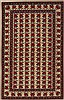 Floral Beige Hand Knotted 42 X 610  Area Rug 251-14323 Thumb 0