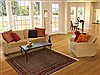 Mood Multicolor Hand Knotted 48 X 67  Area Rug 251-14370 Thumb 5