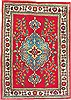 Tabriz Green Hand Knotted 24 X 33  Area Rug 100-14803 Thumb 0
