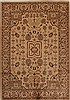 Chobi Beige Hand Knotted 62 X 811  Area Rug 100-14918 Thumb 0