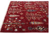 Chobi Red Hand Knotted 40 X 60  Area Rug 700-140457 Thumb 2