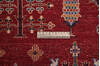 Chobi Red Hand Knotted 40 X 60  Area Rug 700-140457 Thumb 6