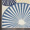 Nourison Grafix White 30 X 50 Area Rug  805-141272 Thumb 1