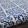 Nourison Grafix White 30 X 50 Area Rug  805-141332 Thumb 2