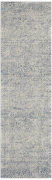 "Nourison Grand Expressions Beige Runner 2'2"" X 7'6"" Area Rug  805-141356"