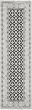 "Nourison Key Largo Grey Runner 2'2"" X 10'0"" Area Rug  805-141491"