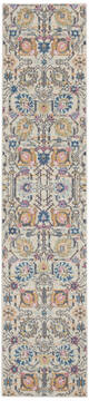 "Nourison Passion Beige Runner 2'2"" X 10'0"" Area Rug  805-141953"