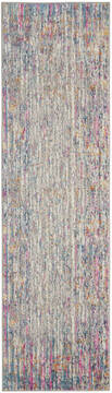 "Nourison Passion Beige Runner 1'10"" X 6'0"" Area Rug  805-141985"