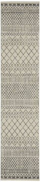 "Nourison Passion Beige Runner 2'2"" X 10'0"" Area Rug  805-142263"