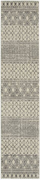 "Nourison Passion Beige Runner 2'2"" X 10'0"" Area Rug  805-142268"
