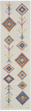 "Nourison Passion Beige Runner 2'2"" X 7'6"" Area Rug  805-142298"
