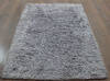 Shaggy Beige Shaggy 46 X 61  Area Rug 902-143401 Thumb 3