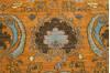 Chobi Yellow Hand Knotted 81 X 102  Area Rug 700-143428 Thumb 6