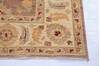 Chobi Brown Square Hand Knotted 67 X 69  Area Rug 700-143449 Thumb 3