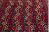 Khan Mohammadi Multicolor Hand Knotted 69 X 98  Area Rug 700-143465 Thumb 3
